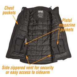 Magnum Taurus Jacket  Model# 90088