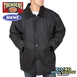 Trenders Jacket&nbsp;&nbsp;Model#&nbsp;JK608-BLACK