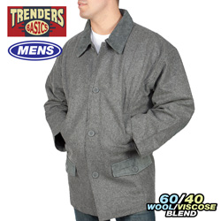 Trenders Jacket&nbsp;&nbsp;Model#&nbsp;JK608-GREY