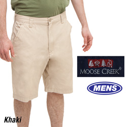 Moose Creek Twill Shorts - 2 Pack