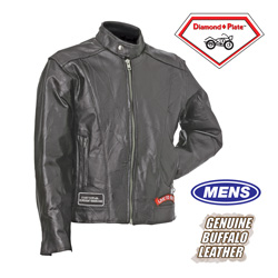Buffalo Motorcycle Jacket&nbsp;&nbsp;Model#&nbsp;GFCRLTR
