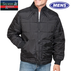 Down Jacket - Black  Model# 9095-BLACK 03-097-0198-9098
