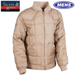 Down Jacket - Tan  Model# 9095-TAN 03-097-019