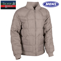 Down Jacket - Taupe  Model# 9095-TAUPE 03-097-01