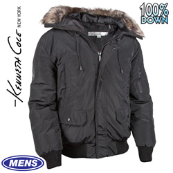 Kenneth Cole Down Coat  Model# MF6-KC009
