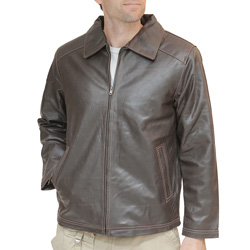 Leather Jacket  Model# 22074