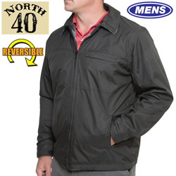 Reversible Mens Jacket  Model# 14002