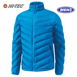 Hi-Tec Solitude Pass Down Jacket - Blue  Model# 60524