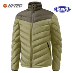 Hi-Tec Solitude Pass Down Jacket - Green  Model# 60525