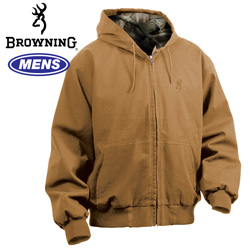 Browning Canvas Jacket  Model# BRI0016.880