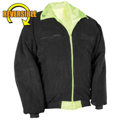 Hi-Viz Reversible Jacket  Model# OK-4201