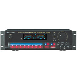 Technical Pro Black Receiver  Model# RXB503