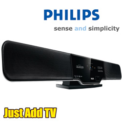 Philips Sound Bar  Model# HSB2313A