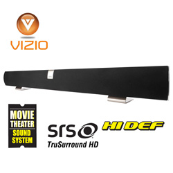 Vizio High Definition Sound Bar  Model# VSB200