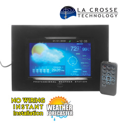Weather Center with Digital Photo&nbsp;&nbsp;Model#&nbsp;308-807