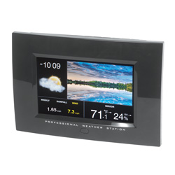 Weather Center with Digital Photo  Model# 308-807