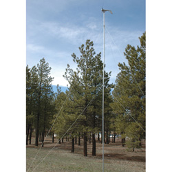 Tower Kit For 400 Watt Wind Generator Heartland America Item Number 97046  Model# AIRX 29FT EZ TOWER