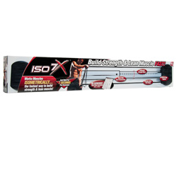 ISO 7X Isometric Workout Bar  Model# ISO7X-MC4