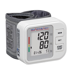 SmartHeart Digital Blood Pressure Monitor  Model# 01-556