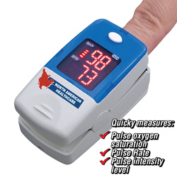 Pulse Oximeter&nbsp;&nbsp;Model#&nbsp;JB5892