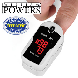 William Powers Pulse Oximeter  Model# MD300C12