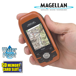 Magellan Triton 400 GPS  Model# 980-0002-001REFURB