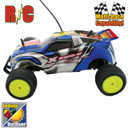 Xeno-V R/C Car - Blue  Model# TY-03203 BLUE