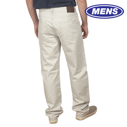 Haggar Twill Pants  Model# STONE
