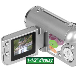 1.3 Megapixel Digital Video Camera  Model# SX-137-SE