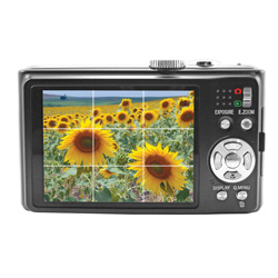 Panasonic 12.1MP Digital Camera  Model# DMC-ZS6