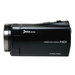 Jazz 14MP Digital Camera/Camcorder  Model# HDV185