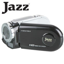 Jazz 10MP Digital Camera / Camcorder  Model# HDV105
