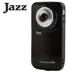 Jazz HD Camera/Camcorder  Model# HDV149-BLK