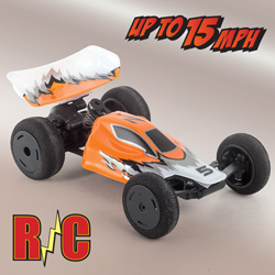 R/C Mini Speed Buggy  Model# CIS-080-ORANGE