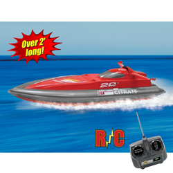 2 Channel R/C Speed Boat  Model# 880064