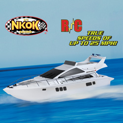 Hydro Cruiser R/C Boat  Model# 32564