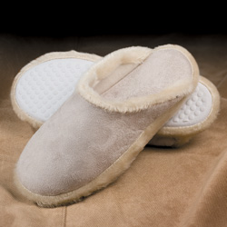 Mens Memory Foam Slippers  Model# 010808C-M-M