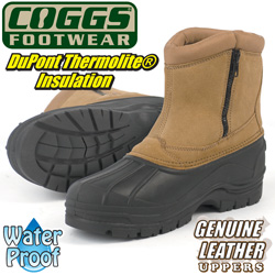 Coggs� Mens Snow Boots  Model# TRSH081001-MEN