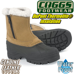 Coggs� Womens Snow Boots  Model# TRSH081001-WOMEN