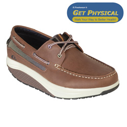 Get Physical Sailor Shoes  Model# 11021BRN