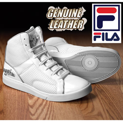 Fila 4 Club High Top Shoes