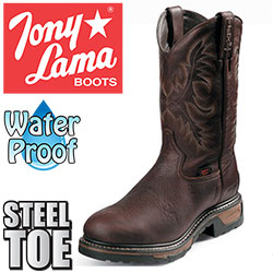 Tony Lama Briar Boots&nbsp;&nbsp;Model#&nbsp;TW1009