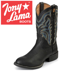 Tony Lama Shoulder Grain Boots  Model# RR1104