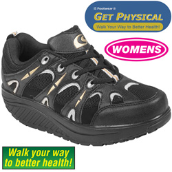Get Physical Womens Shoes  Model# 91022BYL