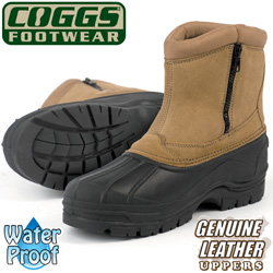 Coggs Mens Winter Boots  Model# SB-0843