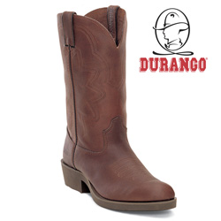 Durango Brown Burly Boots  Model# FR104