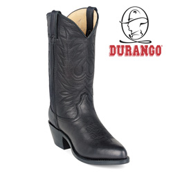 Durango Womens Black Western Boots  Model# RD4100