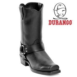 Durango Black Harness Boots&nbsp;&nbsp;Model#&nbsp;DB510