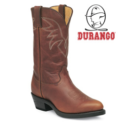 Durango Brown Oiled Western Boots  Model# TR762