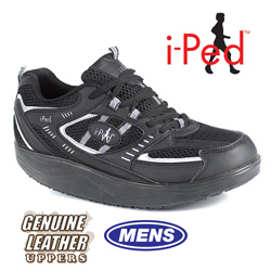 i-Ped Black Fitness Shoe  Model# AT71001
